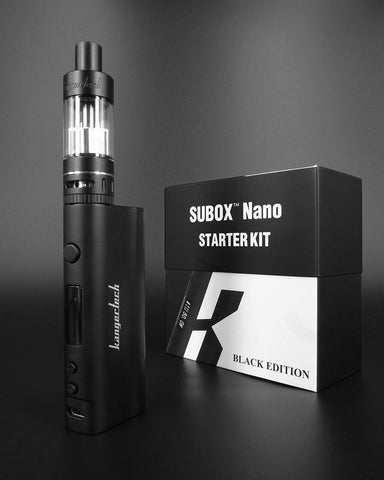 Kanger Subox Nano Starter Kit - Vape Mod Starter Kits  Kanger Subox Nano Starter Kit - CBD Hemp Oil Kush Boutique  420 Head Shop KushBoutique.com