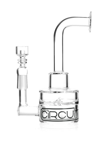 "GRAV Circuit Rig 7"" - Vape Mod Starter Kits  GRAV Circuit Rig 7"" - CBD Hemp Oil Kush Boutique  420 Head Shop KushBoutique.com"