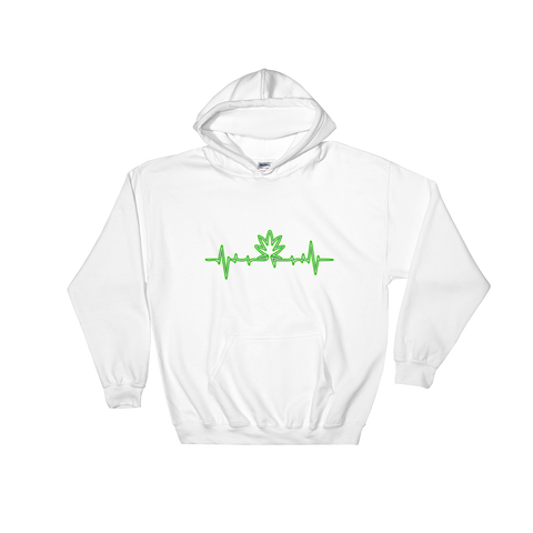 Weed LifeLine Hooded Sweatshirt