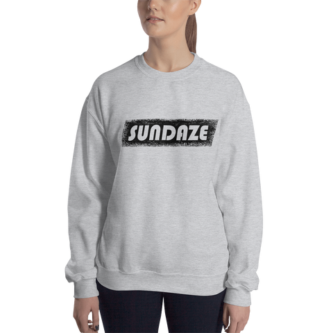 Womens SUNDAZE Grey Sweatshirt