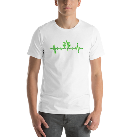 Weed Life Line Short-Sleeve T-Shirt