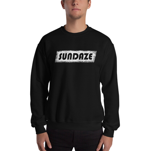 SUNDAZE Black Sweatshirt