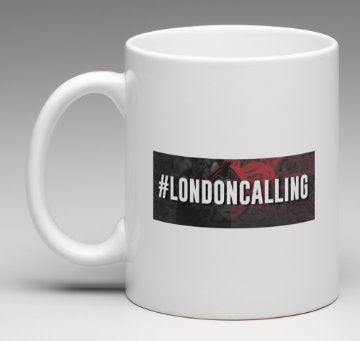 London Broncos Supporters Mug