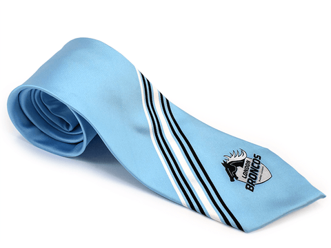 2018 London Broncos Club Tie