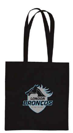 2017 London Broncos Tote Bag
