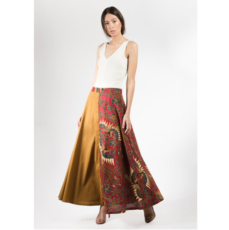Bird Of Paradise Skirt