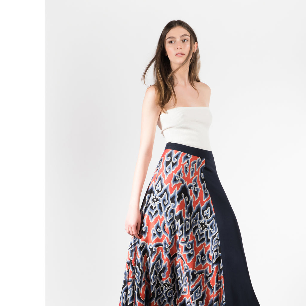 Javan Silk Skirt