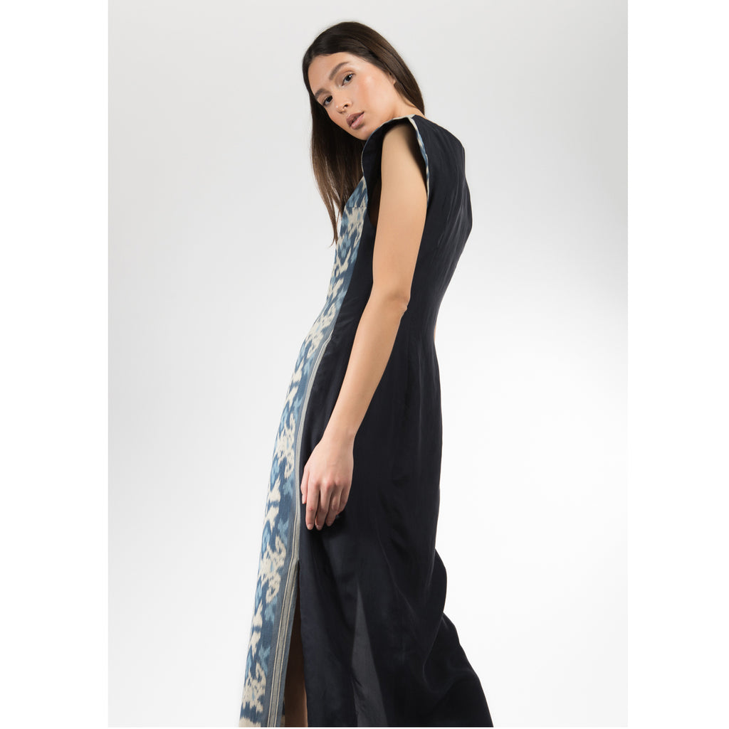 Sumba Silk Dress