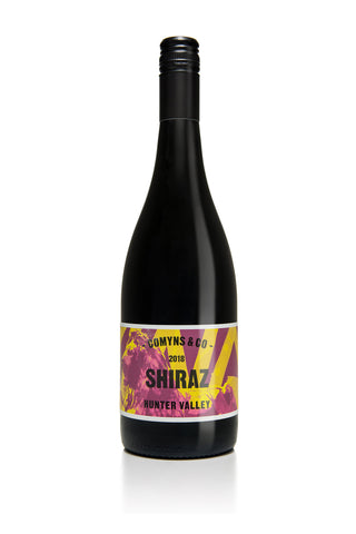 Comyns & Co 2018 Reserve Shiraz