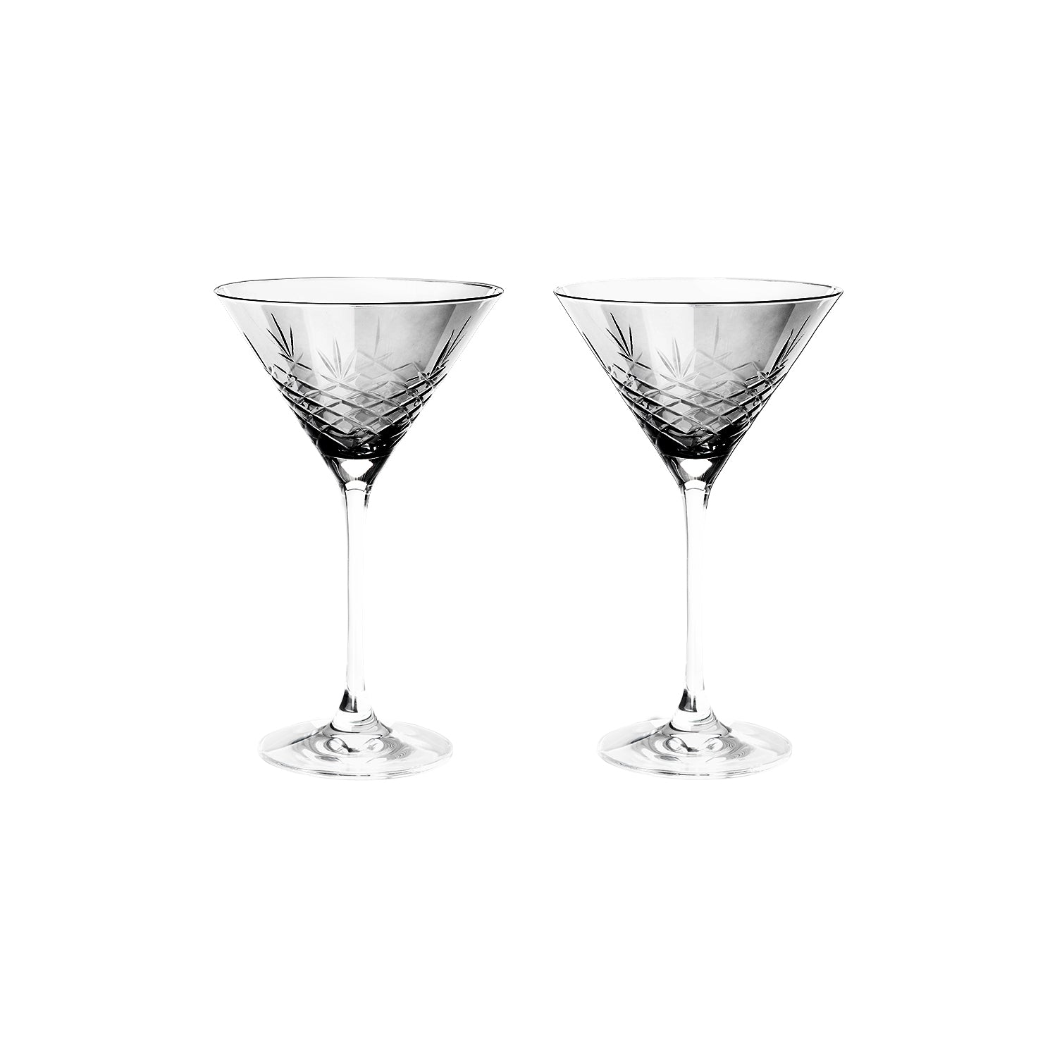 Crispy Cocktail Dark // Smoked - 2 Pieces