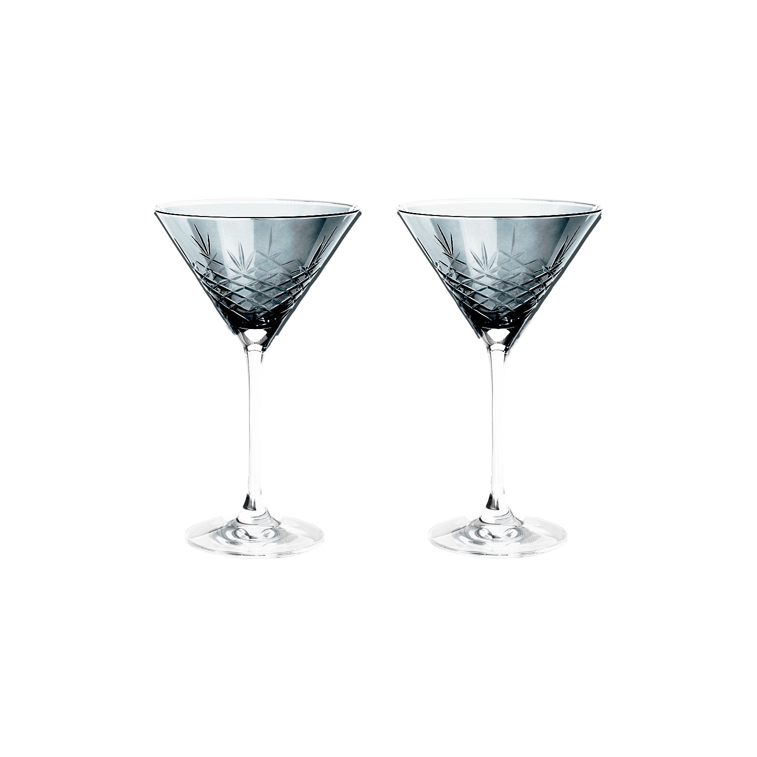 Crispy Cocktail Sapphire // Blue  - 2 Pieces