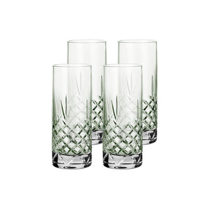 Crispy Emerald Highball - 4 Pieces