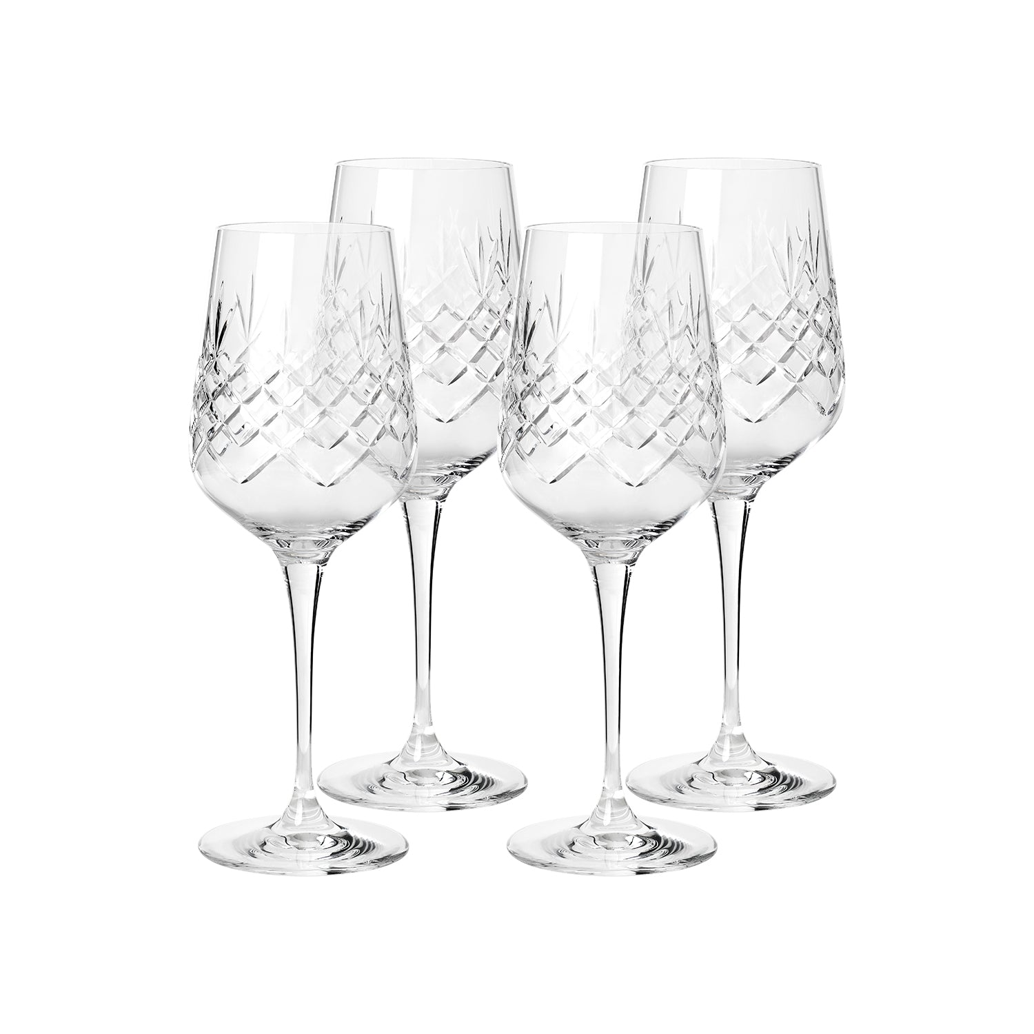Crispy Madame // White Wine - 4 Pieces