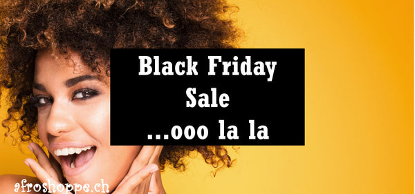 Black Friday Sale for Curlfriends!
