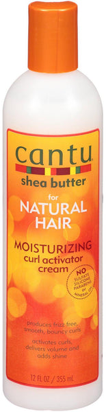 Cantu Shea Butter - for Natural Hair - Moisturizing Curl Activator Cream - Afroshoppe.ch