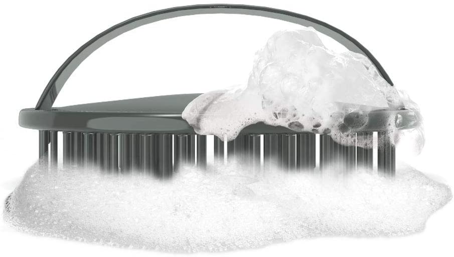 Shampoo Brush and Scalp Exfoliator - Afroshoppe.ch
