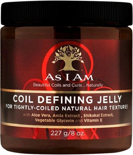 As I Am - Coil Defining Jelly - Afroshoppe.ch