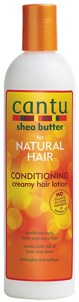 Cantu Shea Butter - For Natural Hair - Conditioning Creamy Hair Lotion - Afroshoppe.ch