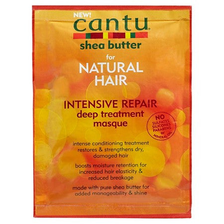 Cantu Shea Butter - Intensive Repair Deep Treatment Masque - Afroshoppe.ch