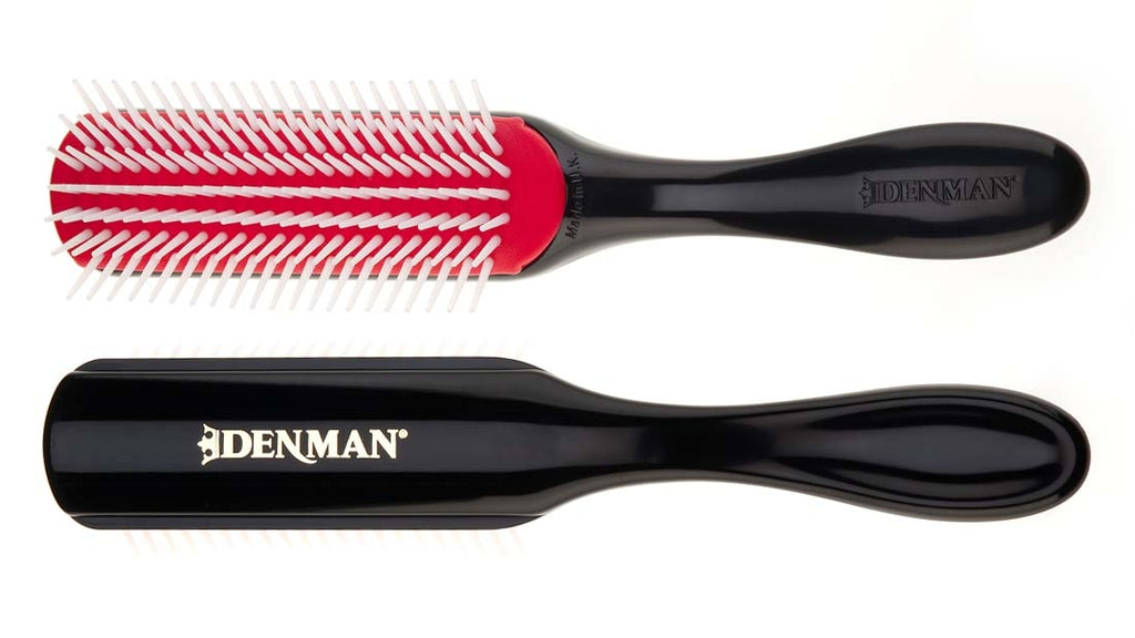 Denman - D3 Medium 7 Row Styling Brush - Afroshoppe.ch