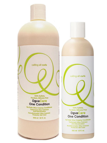 DevaCare - One Condition No fade Ultra Creamy Conditioner