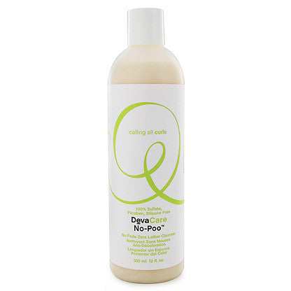 DevaCare - No-Poo No fade Zero Lather Cleanser