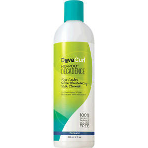 DevaCurl - No-Poo Decadence - Afroshoppe.ch