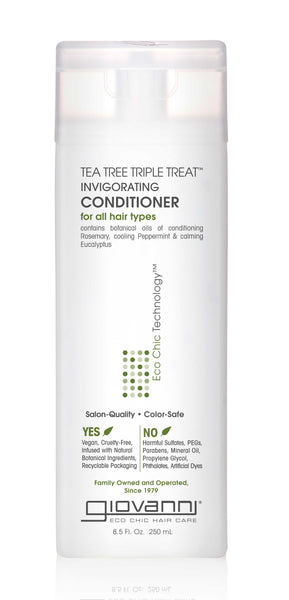 Giovanni - Triple Treat Invigorating Conditioner - Afroshoppe.ch