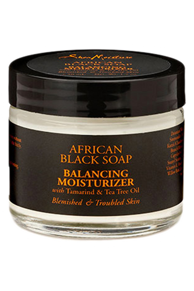 Shea Moisture - African Black Soap - Problem Skin Moisturizer w/Tamarind & Tea Tree Oil