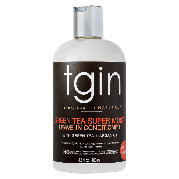 TGIN - Green Tea Super Moist Leave In Conditoner - Afroshoppe.ch