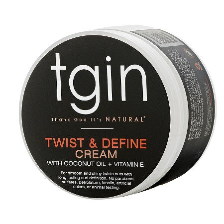 TGIN -- Twist and Define Cream with Coconut Oil & Vitamin E