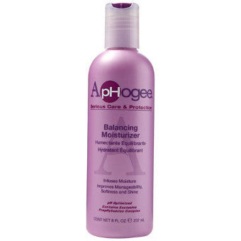 ApHogee - Balancing Moisturizer - Afroshoppe.ch