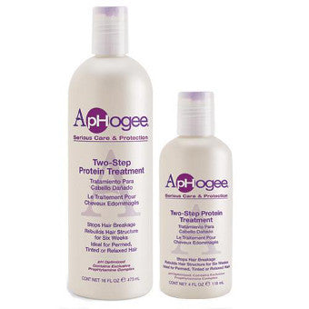 ApHogee - ApHogee Two-Step Protein Treatment - Afroshoppe.ch