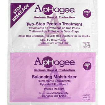 ApHogee - ApHogee Two-Step Protein Treatment