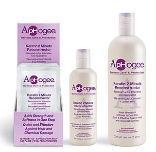 ApHogee - Keratin 2 Minute Reconstructor - Afroshoppe.ch