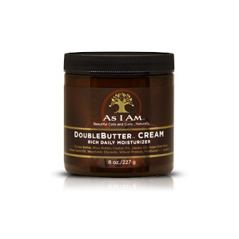 As I Am - DoubleButter Cream - Rich Daily Moisturizer