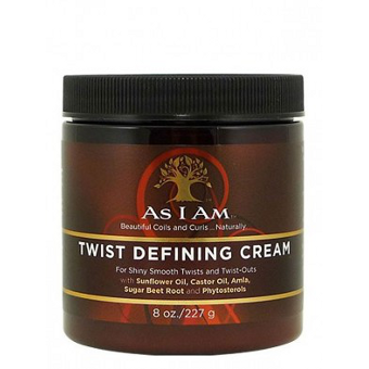 As I Am - Twist Defining Cream - Afroshoppe.ch