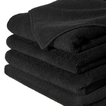 Salon Professional Long-Lasting Microfiber Towels - Afroshoppe.ch