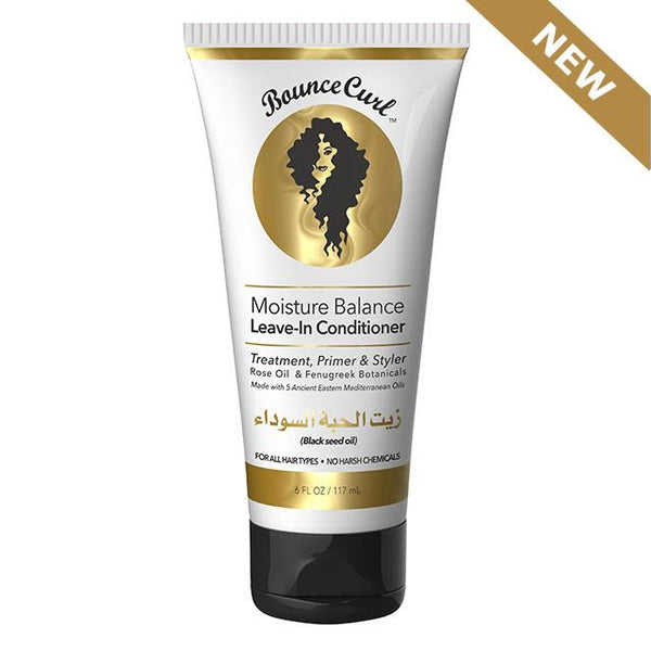 Bounce Curl Moisture Balance Leave-In Conditioner - Afroshoppe.ch
