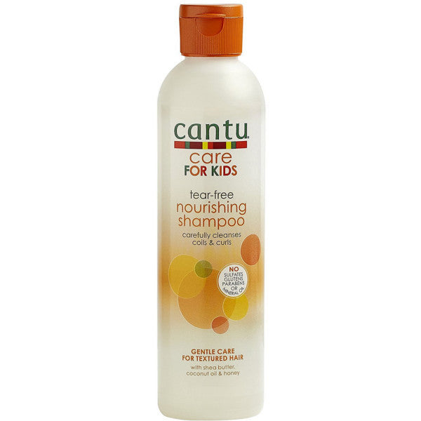 Cantu - Care for Kids - Tear-free Nourishing Shampoo - Afroshoppe.ch