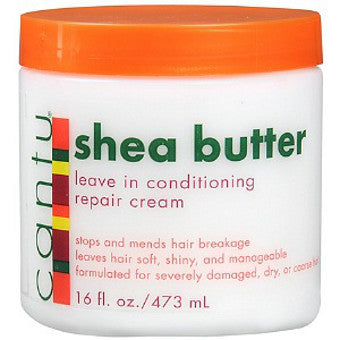 Cantu Shea Butter - Leave-In Conditioning Repair Cream - Afroshoppe.ch