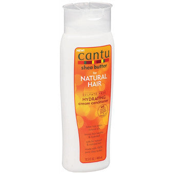 Cantu Shea Butter - For Natural Hair - Sulfate-Free Hydrating Cream Conditioner - Afroshoppe.ch