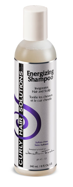 Curly Hair Solutions - Energizing Shampoo - Afroshoppe.ch