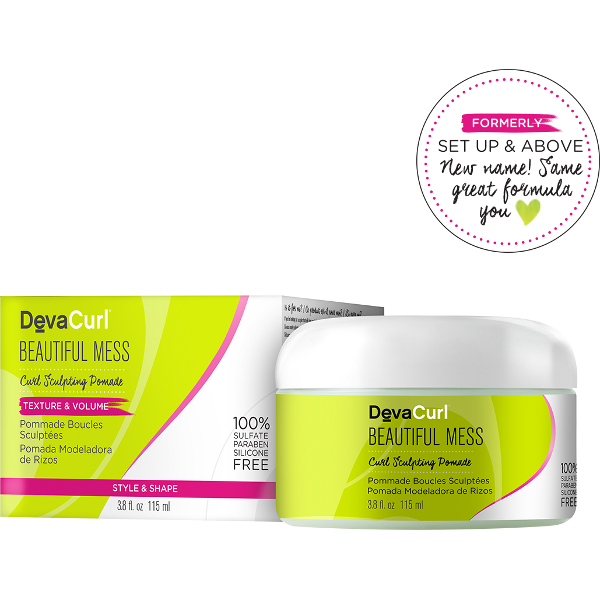 DevaCurl - Beautiful Mess Curl Sculpting Pomade - Afroshoppe.ch