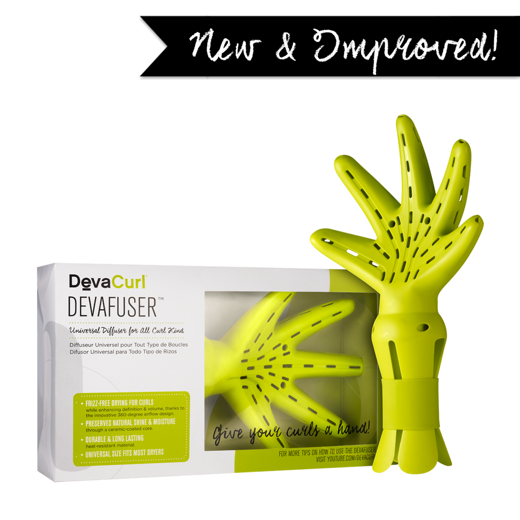DevaCurl - DEVAFUSER ™ - Universal Diffuser For All Curl Kind