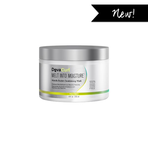 DevaCurl - Melt Into Moisture - Matcha Butter Conditioning Mask