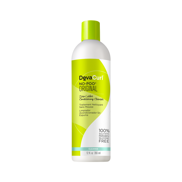 DevaCurl - NO-POO ® ORIGINAL Zero Lather Conditioning Cleanser