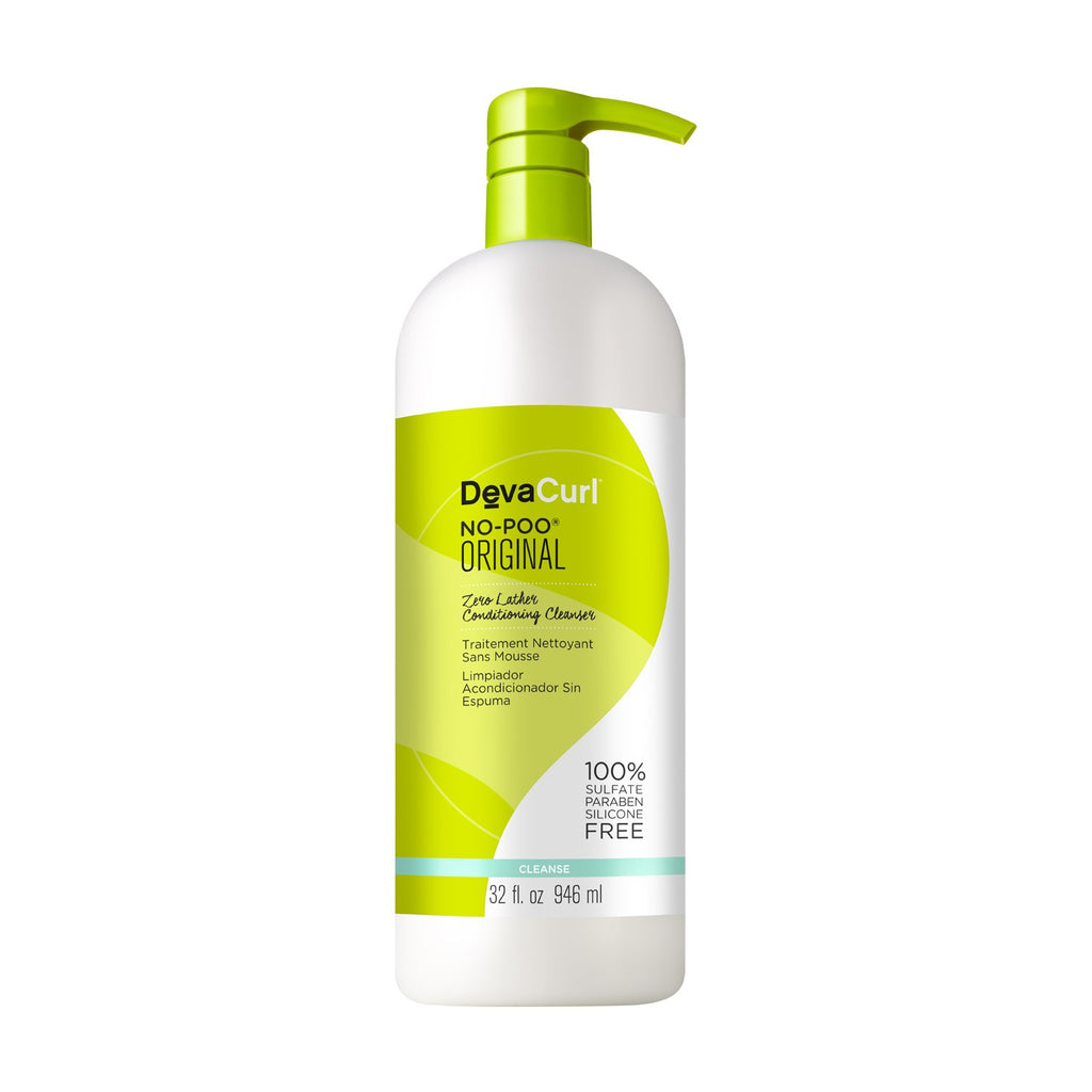 DevaCurl - No-Poo Zero Lathering Conditioning Cleanser