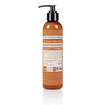 Dr. Bronner's - Magic Lotion - Orange / Lavendel - Afroshoppe.ch