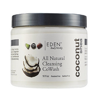 Eden BodyWorks - All Natural Coconut Shea Cleansing CoWash - Afroshoppe.ch
